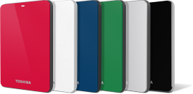 Canvio® 3 Colors