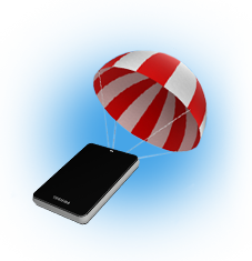 Canvio® 3 Drive Protection