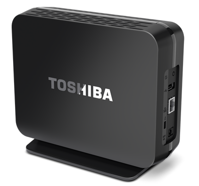 Toshiba Canvio Personal Cloud Hard Drive Storage