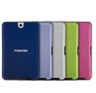 Tablet Colored back covers