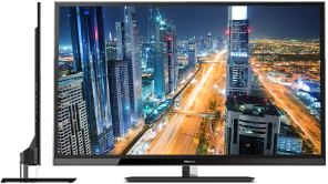 Toshiba 3D TV Width