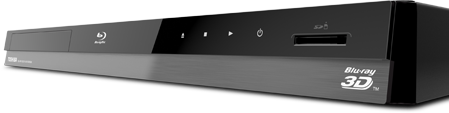 Home Theater Blu-ray Player
