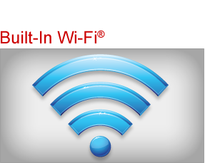 Built-In WiFi