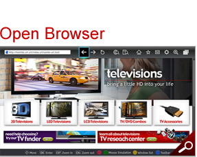 Open Browser