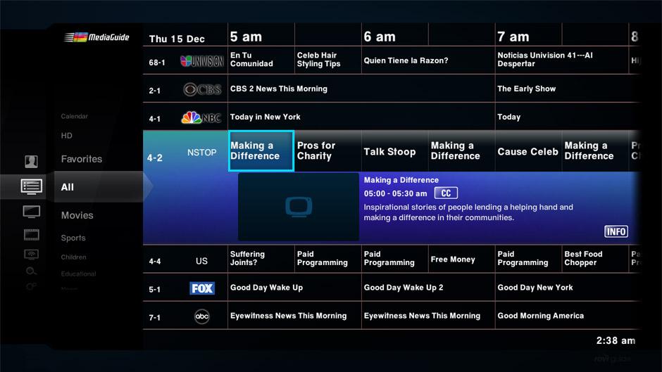 SmartTV | TV Research Center | Toshiba
