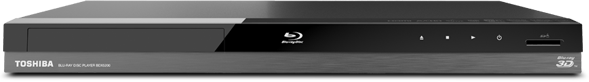 HD Blu-Ray Disc Players by Toshiba