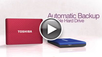 Automatic Portable HDD