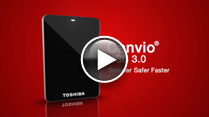 Canvio® 3.0 Portable HDD