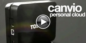 Canvio® Personal Cloud
