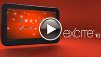 Excite™ 10 Tablet Video