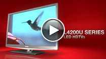 L4200 Series LED HDTVs