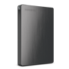 Toshiba 500GB Canvio Slim II Portable External Hard Drive for PCs - Black