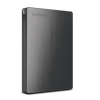 Toshiba 1TB Canvio Slim II Portable External Hard Drive for PCs - Black
