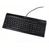Toshiba Ultra-Slim Full-Size Keyboard with Hot Keys