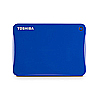 Toshiba 500GB Canvio® Connect II Portable Hard Drive -  Blue