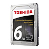 Toshiba X300 Desktop Internal Hard Drive - 6TB
