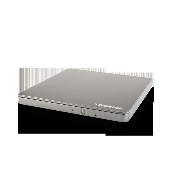 Toshiba USB 3.0 Portable DVD SuperMulti Drive from Toshiba