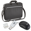 Toshiba 14-inch Laptop Super Value Lightweight Case & Accessory Bundle