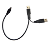 Toshiba USB Y-Cable for USB External Hard Drive