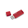 16GB Toshiba TransMemory™ ID USB 3.0 Flash Drive (RED)