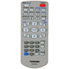 Toshiba Portable DVD Remote Control for models SD-P2800,SD-P2800SN